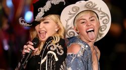 ASSISTA: Miley e Madonna cantam Don't Tell Me/We Can't