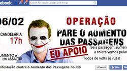 Passagem a R$ 3 no Rio: cariocas marcam