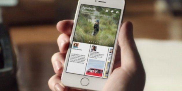 ASSISTA: Facebook anuncia app para leitura de