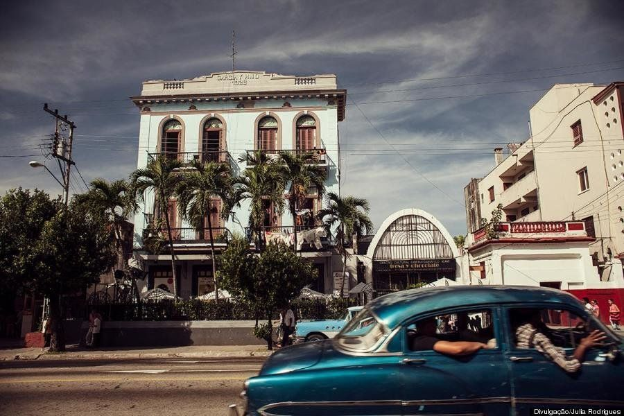 As cores e a intimidade de Cuba, segundo Julia