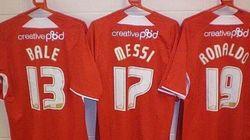 Ataque com Messi e CR7: sonhar é de