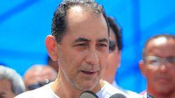 Deputado João Paulo Cunha se entrega após decreto de