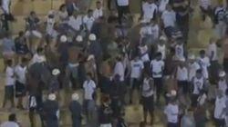 ASSISTA: Quebra-quebra da Gaviões com a... Gaviões