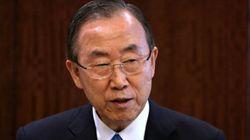 Secretário-geral da ONU discursa contra ataques a gays na