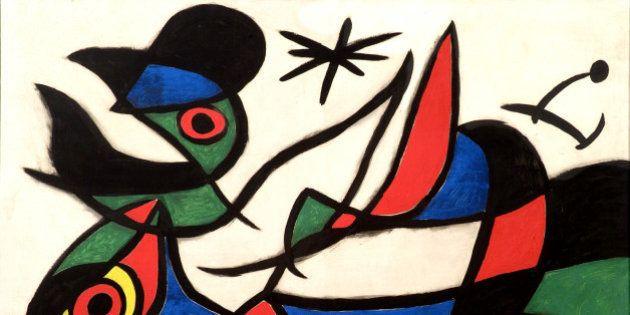 Exposição sobre Joan Miró chega ao