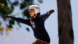 Ex-ginasta Lais Souza apresenta melhoras nos