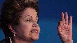 Dilma diz que raios não devem causar