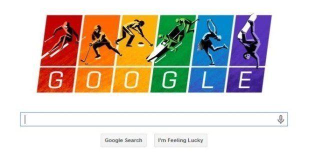 Google defende causa gay em doodle sobre jogos de