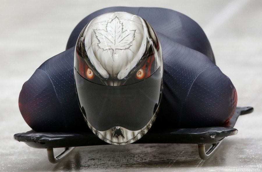 Sochi 2014: Os capacetes mais estilosos dos Jogos de Inverno