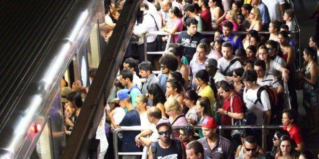 A pane no metrô: dos rolezinhos à irresponsabilidade