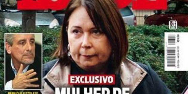 Andrea Haas, mulher de Henrique Pizzolato, à Istoé: