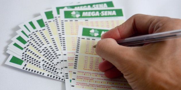Veja os números sorteados da Mega-Sena