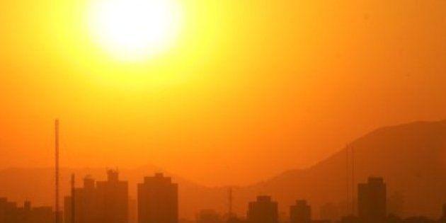 Caminhando no deserto urbano - o mês mais quente da história de São
