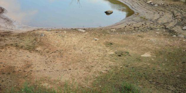 Nível do reservatório que abastece São Paulo está abaixo de