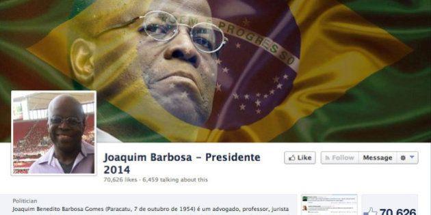 Joaquim Barbosa candidato a presidente? Lula quer que ele 'mostre a