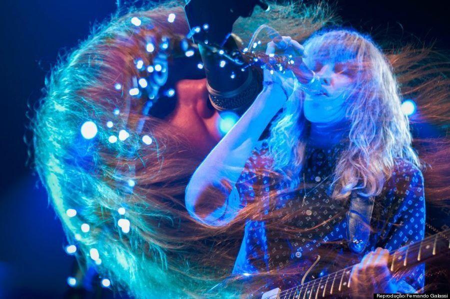 As sobreposições fantasmagóricas da música