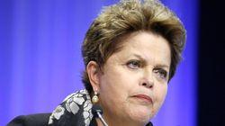 Dilma afirma que é