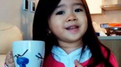 ASSISTA: Essa garotinha tem uma lição de autoestima para te