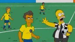 Fique de olho no apito: episódio de Os Simpsons põe Homer para apitar inauguração da