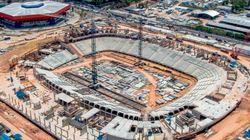 Arena Amazônia: Manaus adia abertura do