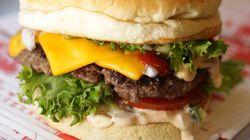GIFs de hambúrguer para aumentar a sua