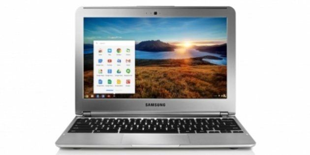 Samsung lança seu primeiro Chromebook no Brasil por R$
