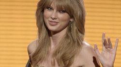 Taylor Swift abandonou os cabelos