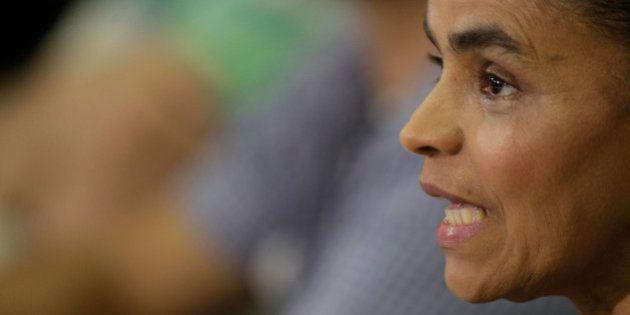 Marina Silva diz que PSB-Rede terá candidatos em SP e no