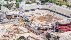 Arena da Baixada: garantida pelo governo para a Copa