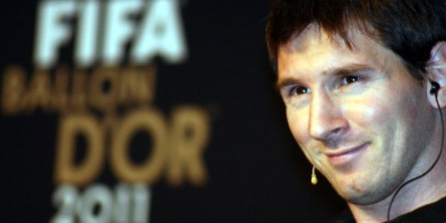 Messi iguala Zarra como maior artilheiro de um clube