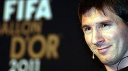 Messi: mais um topo