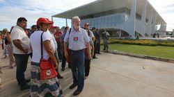 MST e Dilma: tensão e