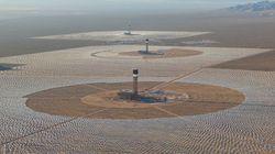 Energia solar: maior usina do mundo começa a