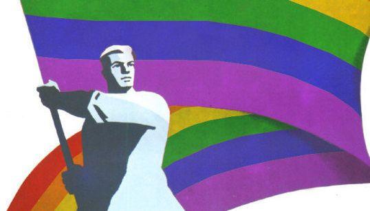 #Orgulho: antigos cartazes soviéticos viram símbolos