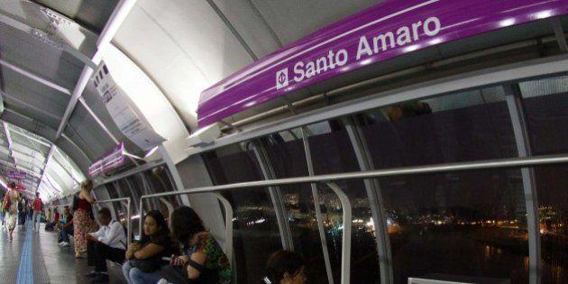 Após falha, Linha 5-Lilás do Metrô opera com