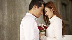 Chineses solteiros fazem uma bela sacanagem de Dia dos