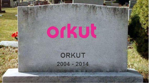 Até mais, Orkut! E obrigada pelos