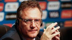 Secretário-geral da FIFA admite que existem jogos manipulados no futebol. E na Copa,