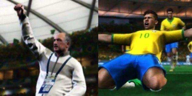 A Copa do Mundo vai bem, mas o jogo oficial da Fifa nem