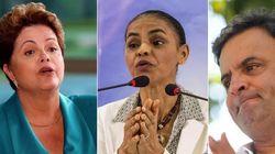 Ibope aponta Dilma e Marina em duelo voto a voto no 2º turno e Aécio fora do