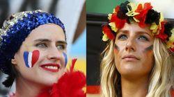 França X Alemanha: mata-mata de torcedoras nas quartas-de-final da Copa