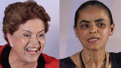 Dilma turbinada e Marina desidratada, diz Vox