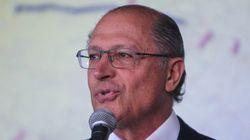 Alckmin vence governo de SP no 1º turno, diz