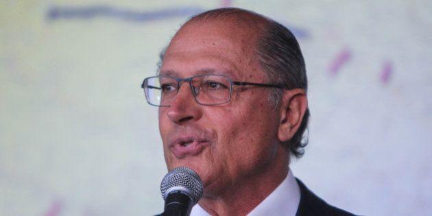 Alckmin vence governo de São Paulo no 1º turno com 49%, diz nova pesquisa