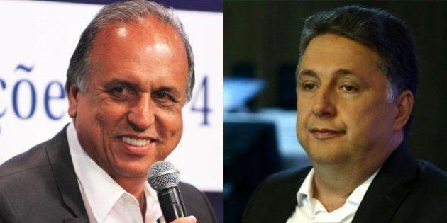 Luiz Fernando Pezão ultrapassa Anthony Garotinho no 1º turno por 29% contra 26%, diz nova pesquisa Ibope...