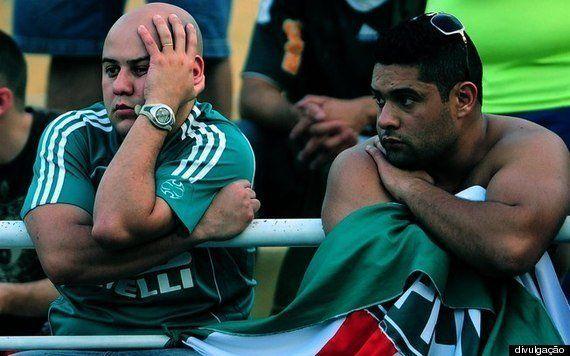 Só a Torcida pode salvar o Palmeiras de si