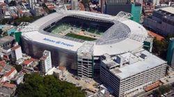 Duelo com o Atlético-MG deve marcar a inauguração de novo estádio