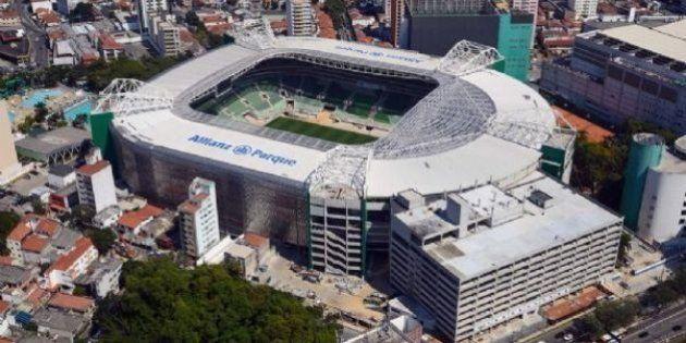 Allianz Parque deve ser inaugurado oficialmente no início de novembro, em partida contra o