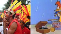 ASSISTA: 'Dança da chuva' do MTST se inspirou no