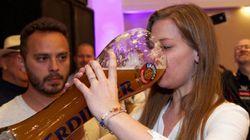 Globo interativo mostra os 50 países onde mais se bebe